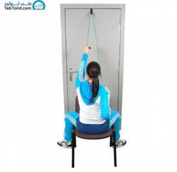 ست کشی تقویت شانه Shoulder Rope Pulley Set