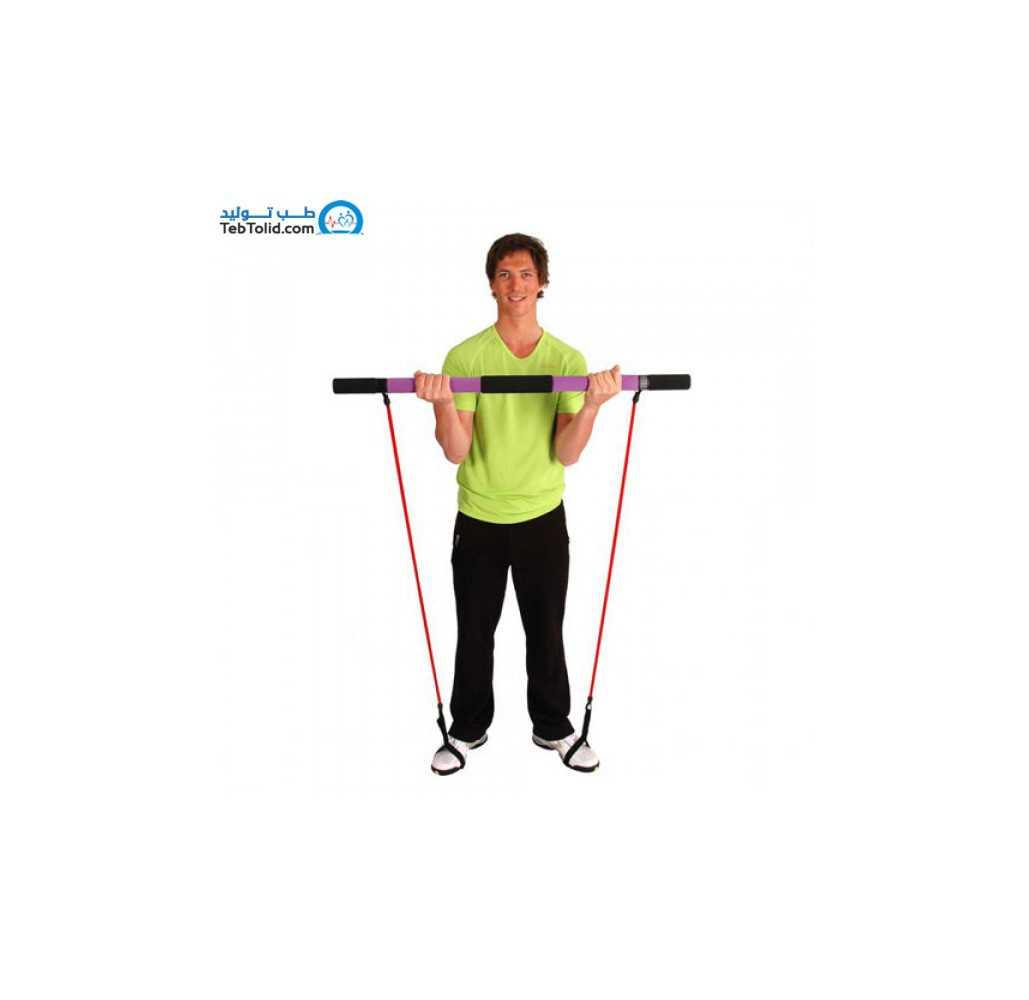تیوب افزایش قدرت بالانس Versa Gym Bar
