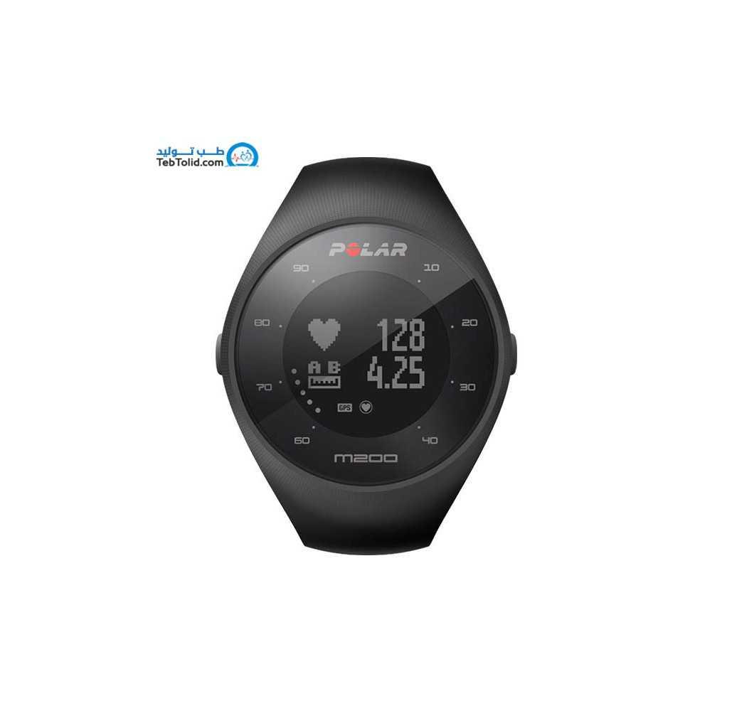 ساعت ورزشی پلار M200