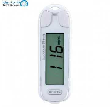 دستگاه تست قند خون آرکری Glucocard 01-mini