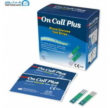 نوار تست قند خون On Call Plus