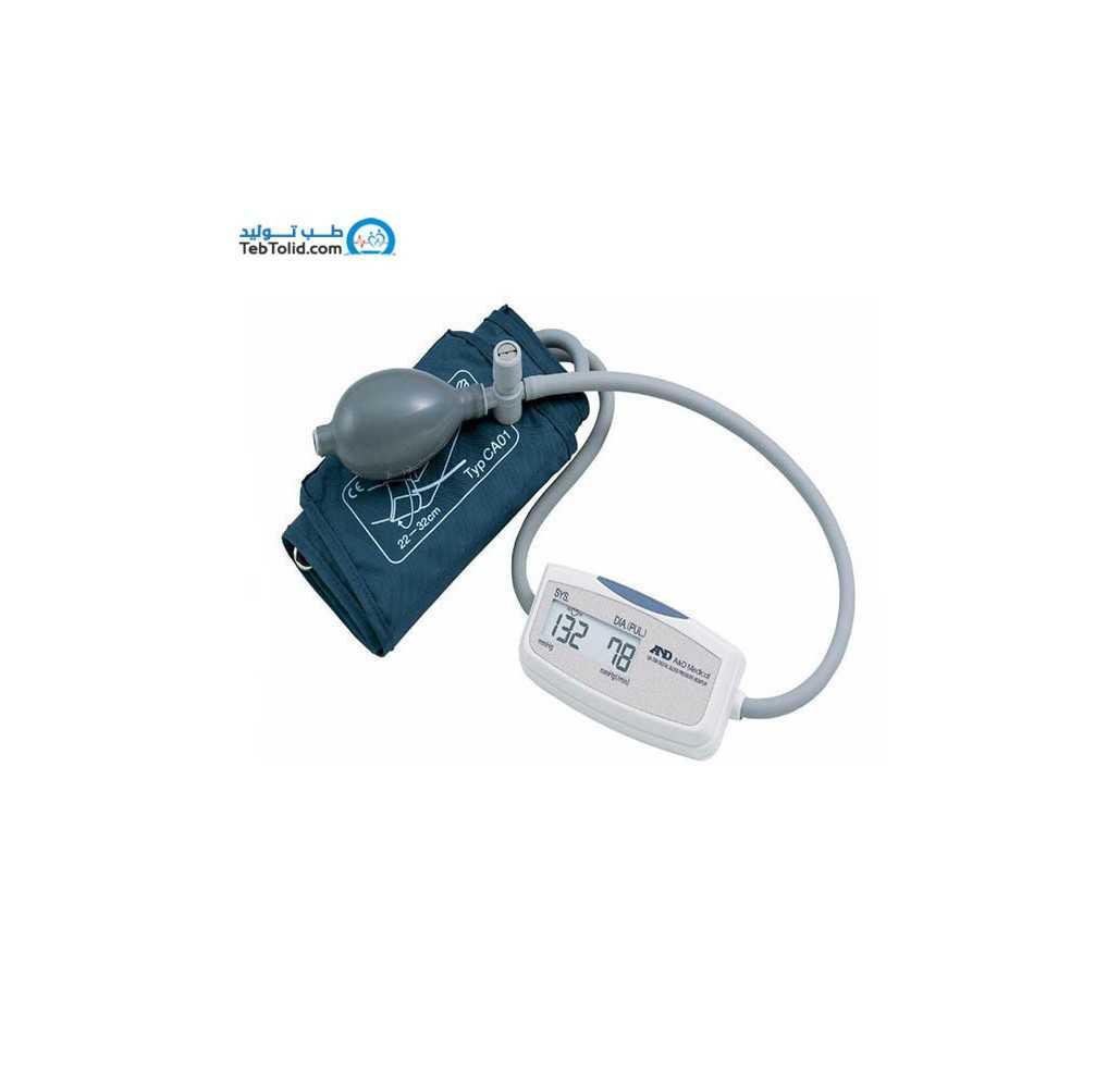فشارسنج بازویی نیمه اتومات ای اند دی مدل UA-704