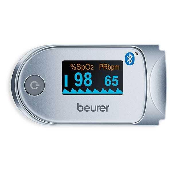 پالس اکسیمتر بیورر مدل PO60
