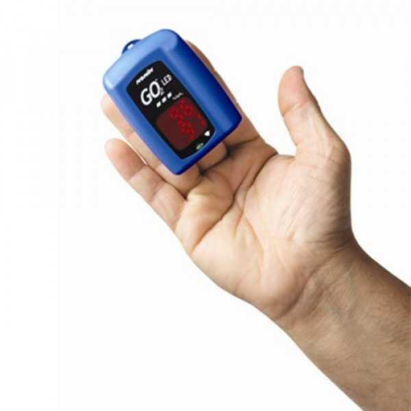 پالس اکسیمتر انگشتی نونین Go2-LED