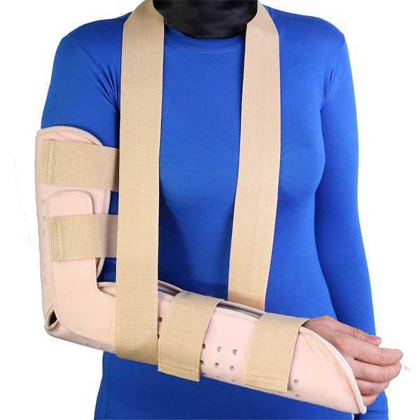 آتل اورژانسی ساعد و بازو طب و صنعت