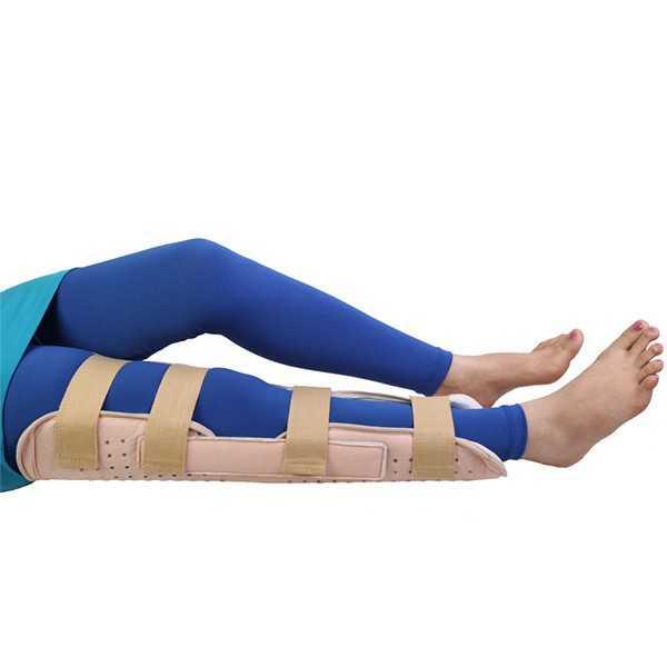 آتل اورژانسی ساق و ران طب و صنعت