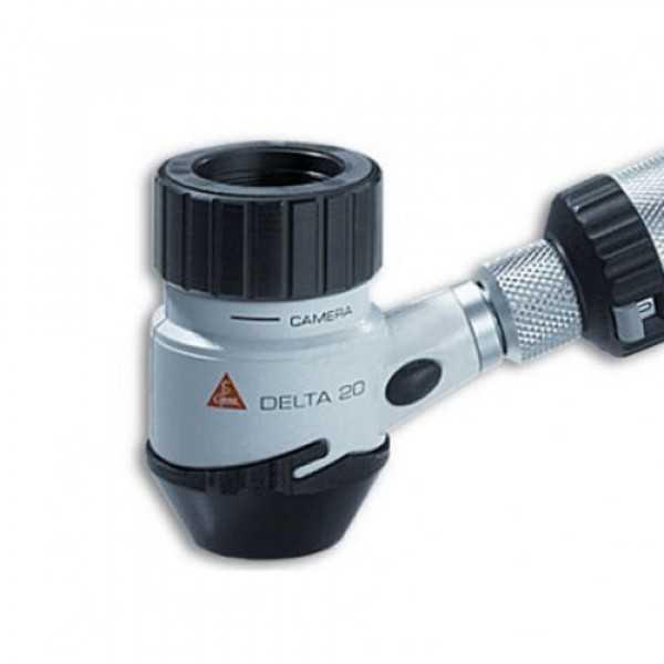 درماتوسکوپ تخصصی هاین Delta20 T