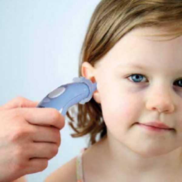 تب سنج مادون قرمز داخل گوش ریشتر ri-thermo N