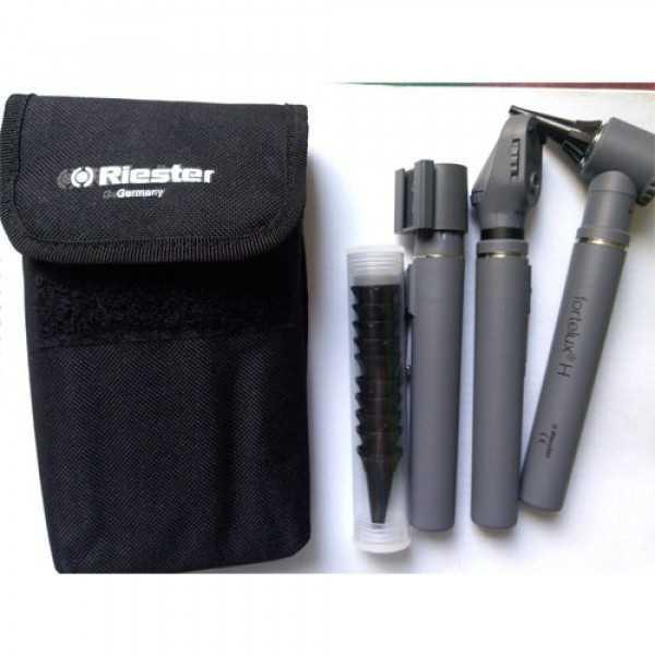 ست اتوسکوپ و افتالموسکوپ قلمی (جیبی) ریشتر ri-mini