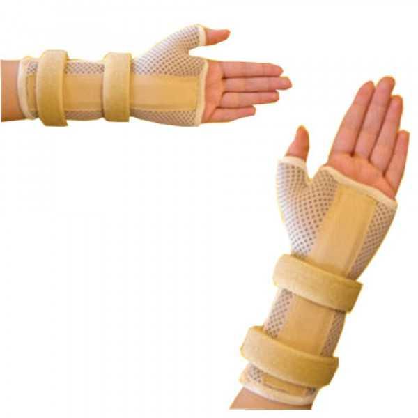 مچ بند آتل دار (با پارچه سه بعدی) طب و صنعت