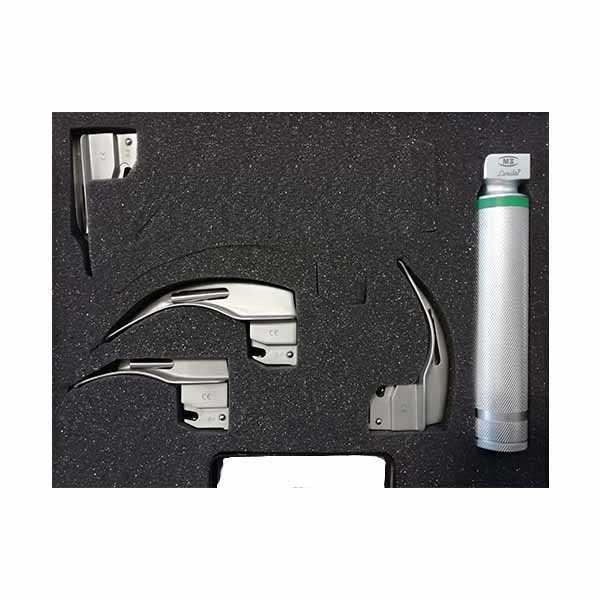 لارنگوسکوپ فایبراپتیک اطفال ام دی