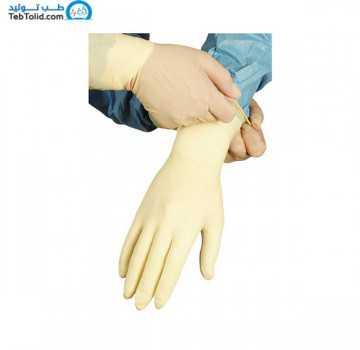 دستکش جراحی سمپرمد مدل supreme