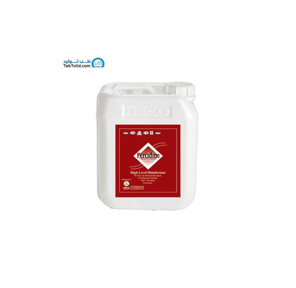 محلول ضد عفونی کننده منسوجات پرسیدین 1 درصد