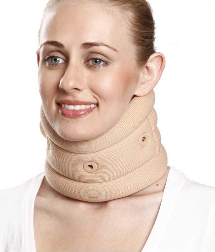 گردنبند طبی نرم Tynor کد B-02