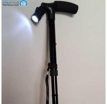 عصا چراغ دار تاشو مد اسکای