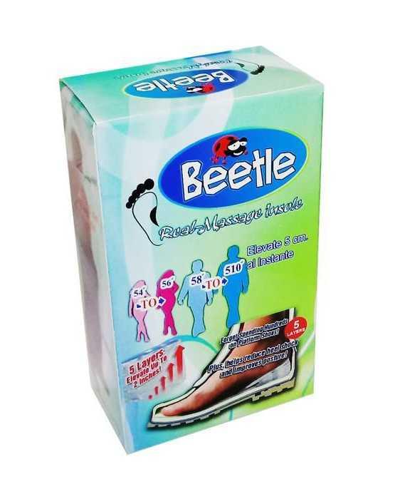 پد ژله ای افزایش قد Beetle