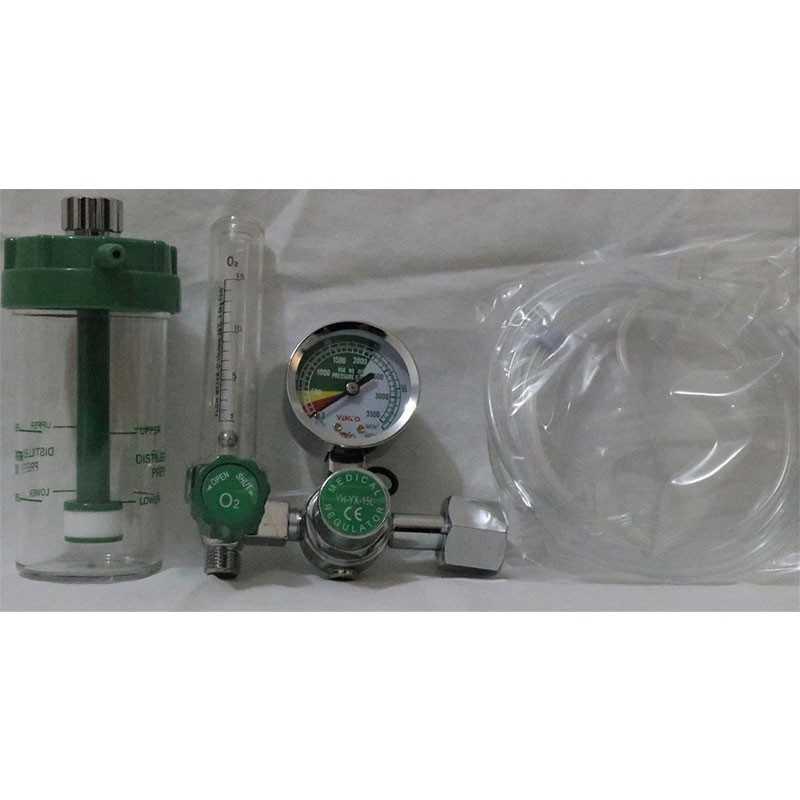 مانومتر کپسول اکسیژن VEKTO مدل JH905