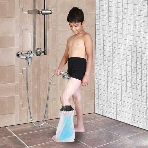 محافظ کوتاه گچ و پانسمان در حمام طب و صنعت