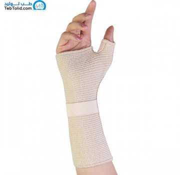 مچ بند انگشت دار آکریل پشم طب و صنعت