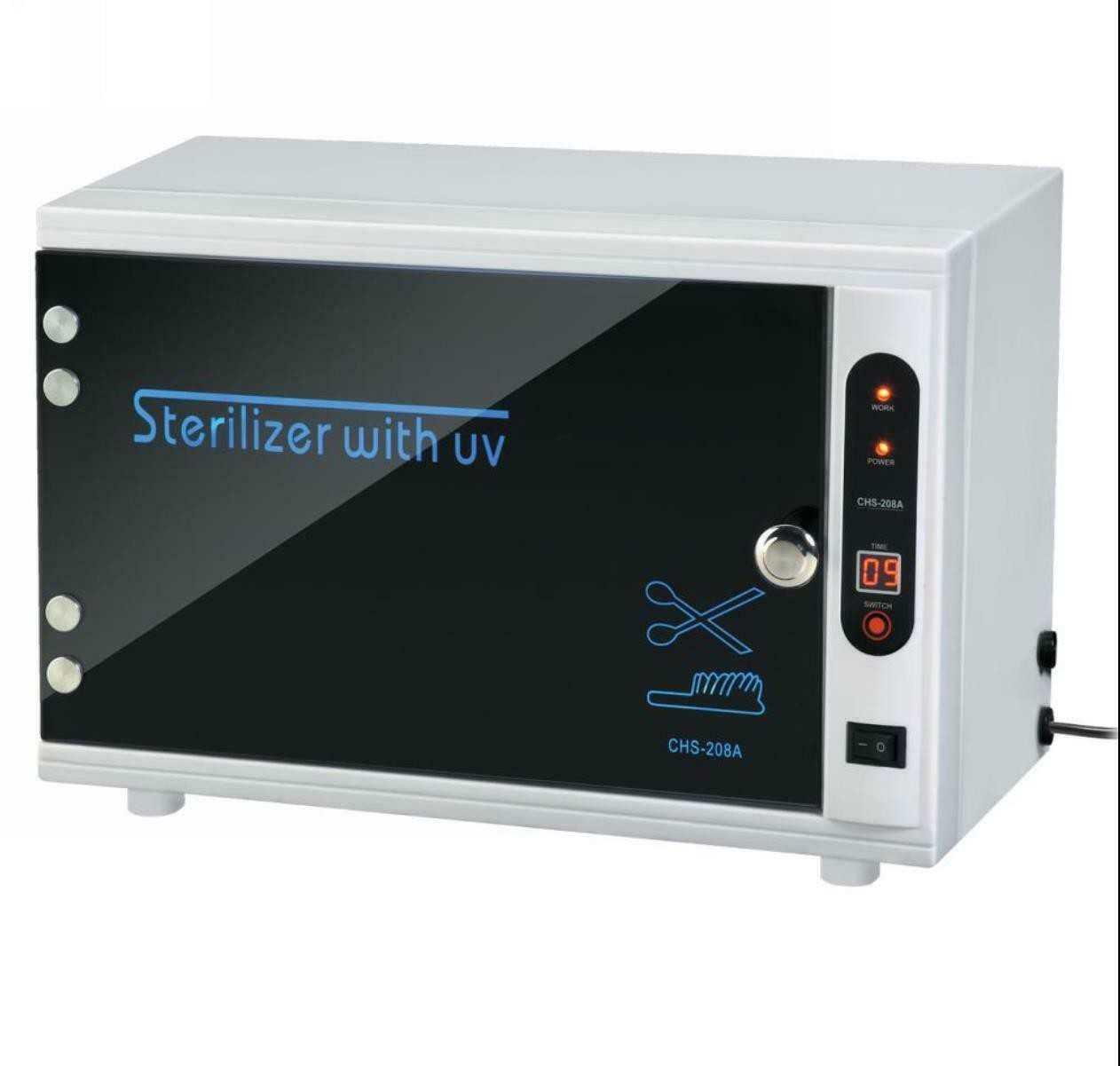 دستگاه استریل UV دیجیتال آرایشگاه