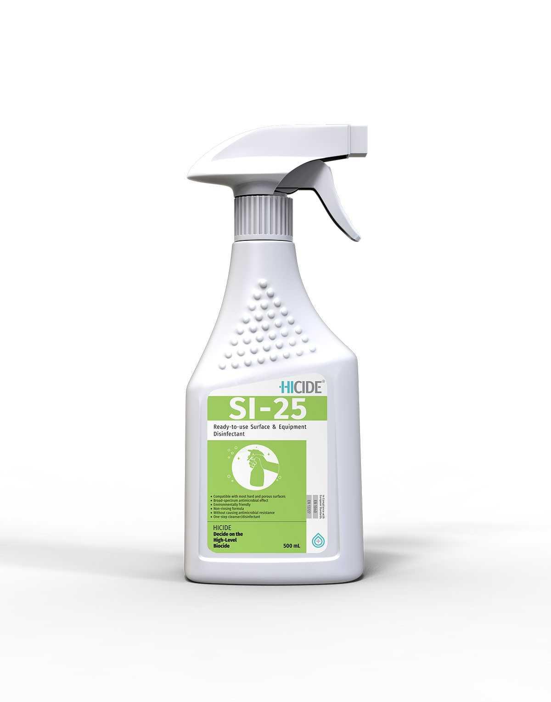 محلول ضدعفونی کننده سطوح SI-25