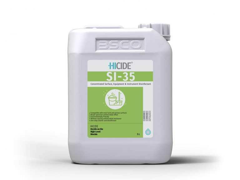 محلول ضدعفونی کننده سطوح SI-35