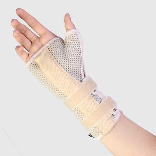 مچ بند آتل دار با پارچه سه بعدی طب و صنعت