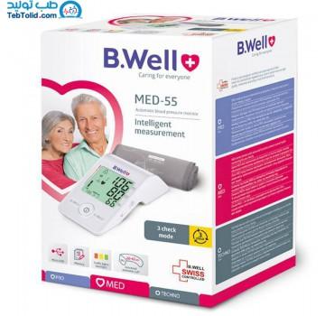 فشارسنج دیجیتال بازویی bwell مدل MED-55