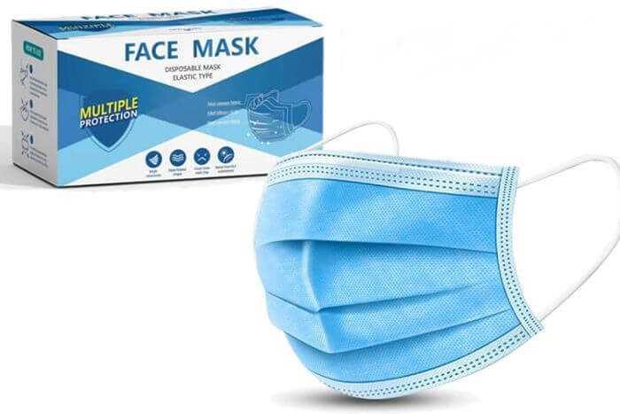 ماسک سه لایه اقتصادی
