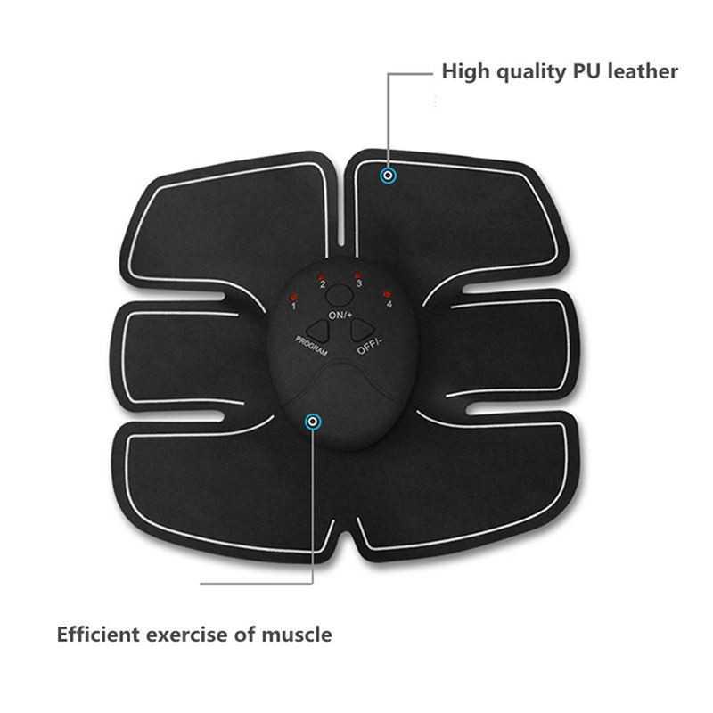 ماساژور شکم و بدنسازی مدل Mobile-Gym