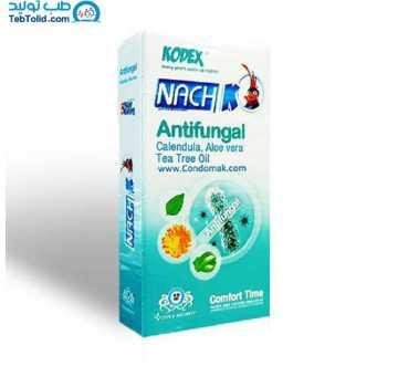 کاندوم کدکس مدل Antifungal بسته 12 عددی