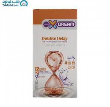کاندوم دابل دیلی ایکس دریم بسته 12 عددی