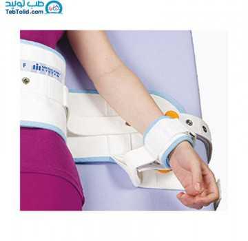 دستبند نگهدارنده اعصاب و روان بیمار با قفل مغناطیسی آریانامد
