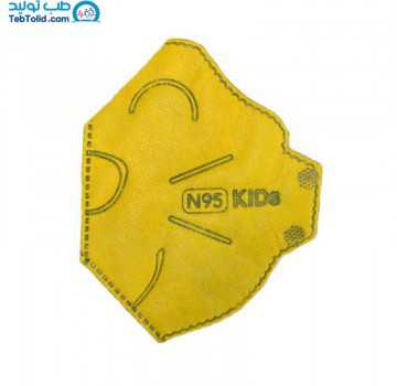 ماسک N95 کودک مداکس بسته 30 عددی
