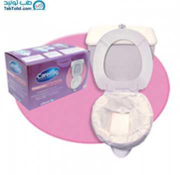 کیسه جاذب مخصوص توالت فرنگی Cleanis