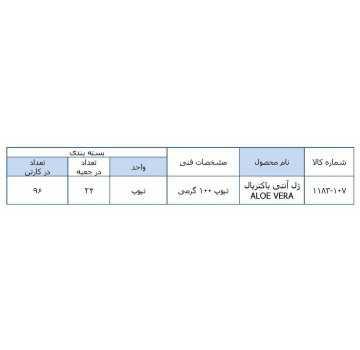 ژل آنتی باکتریال-سبز سالم