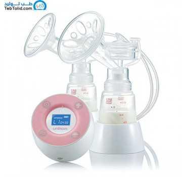 شیردوش اتوماتیک جفتی یونی مام Minute LCD