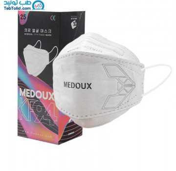 ماسک 5لایه سه بعدی مداکس