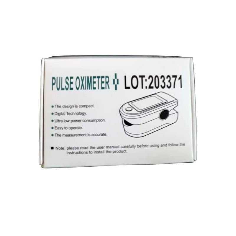 پالس اکسیمتر مدل LOT: 203371