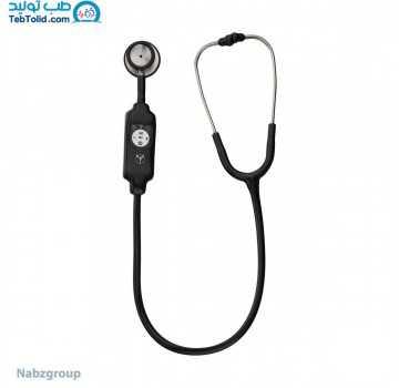 گوشی پزشکی دیجیتال کلاسیک نبض آوا مدل NS1 - Classic