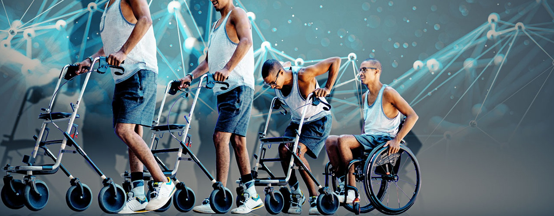 انواع وسایل کمک حرکتی برای معلولان و بیماران حرکتی